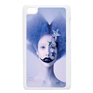 Y-M-D Funny The Fault In Our Clown Hard Plastic iPod Touch 4,4G,4th Generation Phone Case