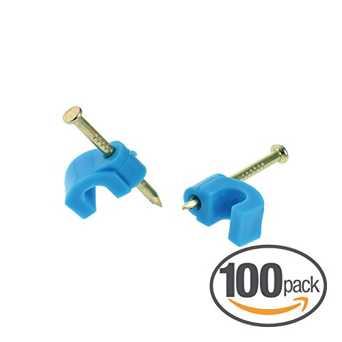 mediabridge-handy-straps-5mm-cable-clips-100-pcs-blue-with-hardened-1-inch-nail-for-cat5-cat5e-ether