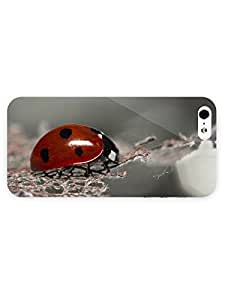 3d Full Wrap Case for iPhone 5/5s Animal Ladybug91