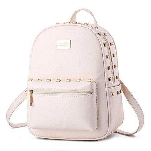 FOLLOWUS - Bolso mochila  para mujer, negro (negro) - G72241B beige