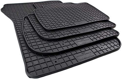 Travall Fußmatten Gummifußmatten passend für BMW X2 2017-jetzt