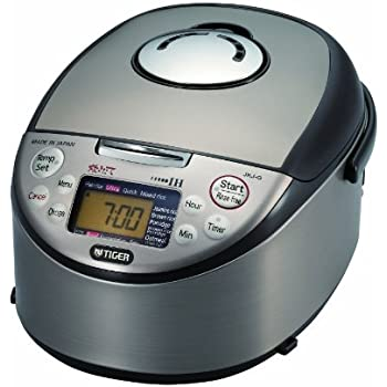 Amazon.com: Tiger JKJ-G18U Induction Heating 10-Cup