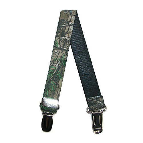 CTM 12 Inch Camo Hat Leash, Realtree Xtra