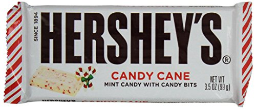 (Hershey's Candy Cane Large Bar, 3.50 oz)