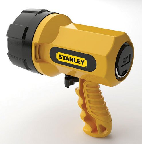 Stanley SPQAK Waterproof Halogen Spotlight