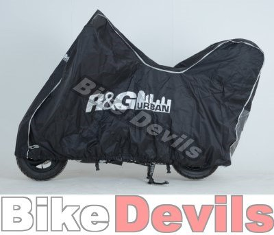 R&G RACING SCOOTER BIKE OUTDOOR WATERPROOF COVER PROTECTOR SMALL - BC0005BK All Manufacturers