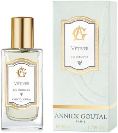 Annick Goutal Vetiver colonia 50 ml, 1-pack (1 x 50 ml): Amazon.es: Belleza