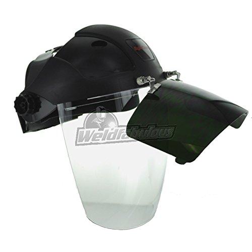 Hypertherm Shield - Hypertherm 127239 Operator Face Shield Helmet Shade 6