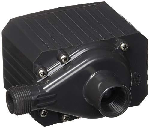 Supreme Aqua-Mag Magnetic Drive Water Pump 950gph(black or silver)
