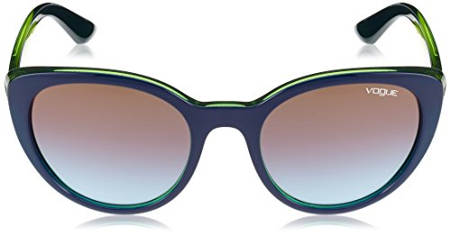 Top Aqua Sonnenbrille Vogue Tr VO2963S Blue Green Tw7HRq
