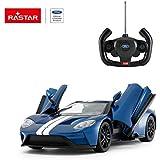 Rastar Radio Remote Control   Scale Ford Gt Licensed Rc Model Car W