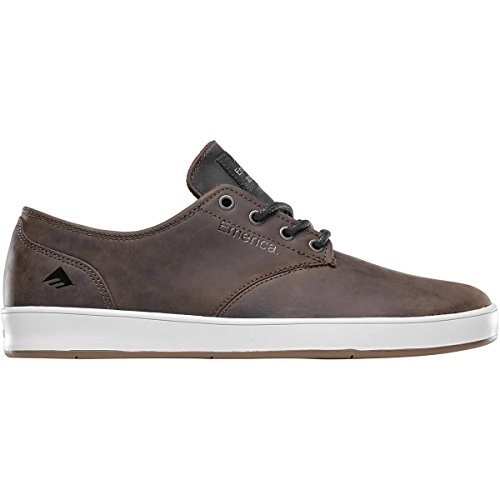 Emerica Shoe Brown The Men's Premium Laced Skate Romero 6qw1xfnzA6