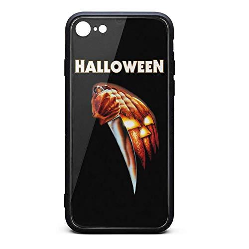Phone Case for iPhone 6Plus/6SPlus Halloween-Pumpkin-Slayer- TPU Gel Full Protective Cute Anti-Scratch Fashionable Glossy Anti Slip Thin Shockproof Soft Case ()
