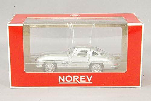 Silver Norev 310702 Mercedes-Benz 300 SL 1955