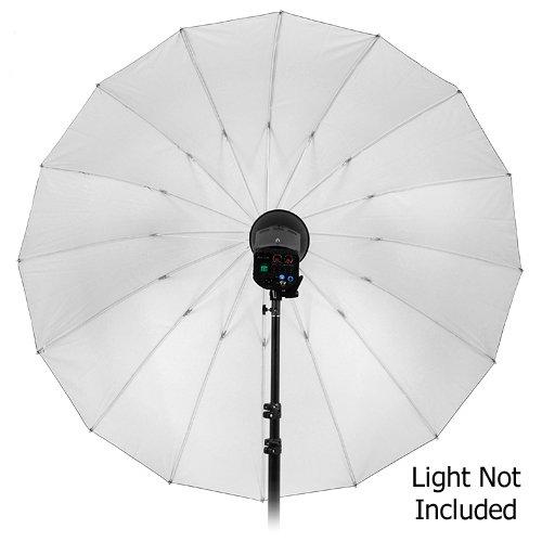 Fotodiox Pro 60in Black and White Reflective Parabolic 16-Rib Umbrella