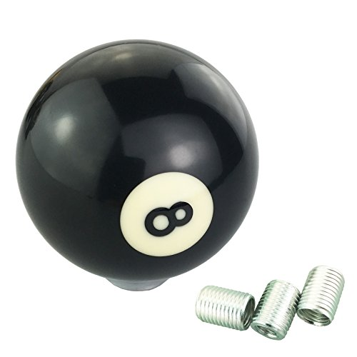 8 ball shift knob universal - 6