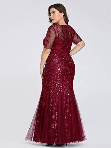 Valentine Plus-Size Long Maxi Dresses