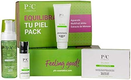 PFC Cosmetics - Pack Balances Your Skin Tratamiento específico contra la Piel Grasa y el Acné