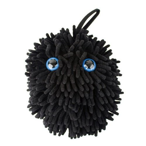 UPC 612615049857, Kikkerland Dust Monster, Black