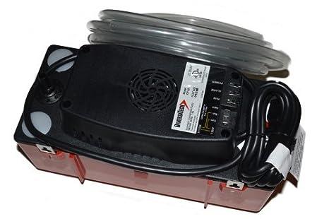 22/' of Lift DiversiTech CP-22T Condensate Pump 120 V 4 Inlet Holes