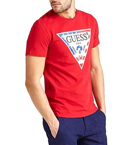Guess CN SS Stars & Stripes Tee: Amazon.it: Abbigliamento