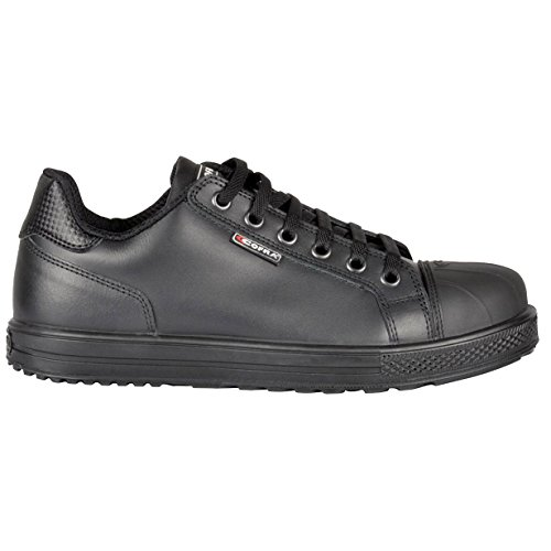 "Cofra 35071 – 001.w42 Talla 42 S3 SRC – Zapatillas de seguridad ""Mismatch, color negro"
