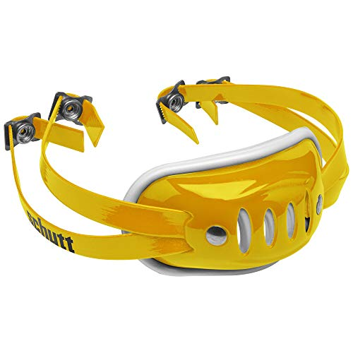 Schutt Sports SC-4 Hard Cup Chinstrap for Football Helmet, Gold, Youth