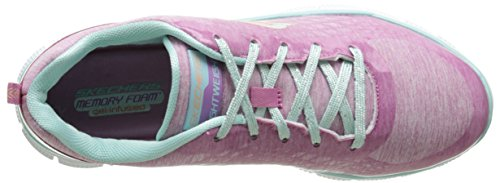 Appeal N Skech Top PKAQ Skechers Low Shine Mädchen nbsp;Surprise Pink IwPxxaBq