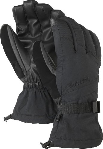 Burton Kinder Snowboardhandschuhe GRAB Gloves, True Black, M, 13173100002