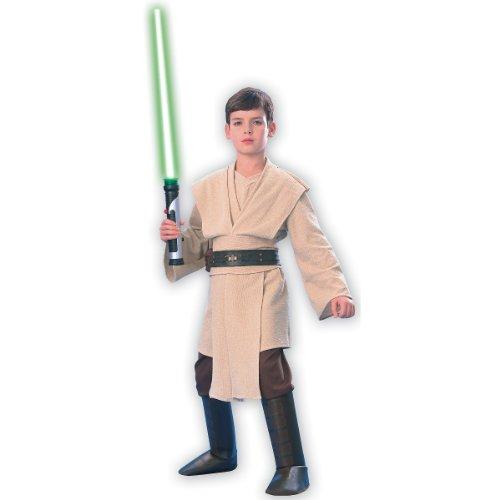 Star Wars Jedi Deluxe Child Costume, ()