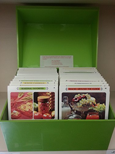 The Betty Crocker Recipe Card Library