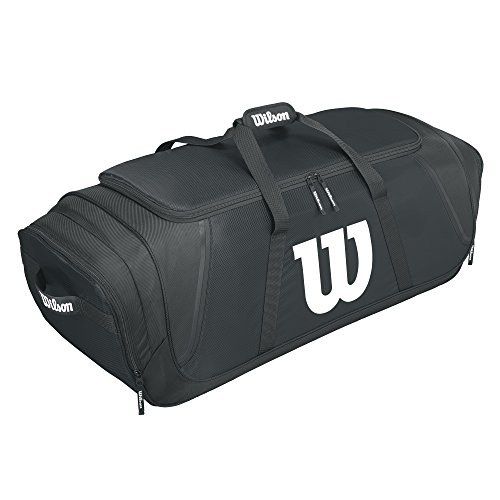 Wilson Team Gear Bag, Black