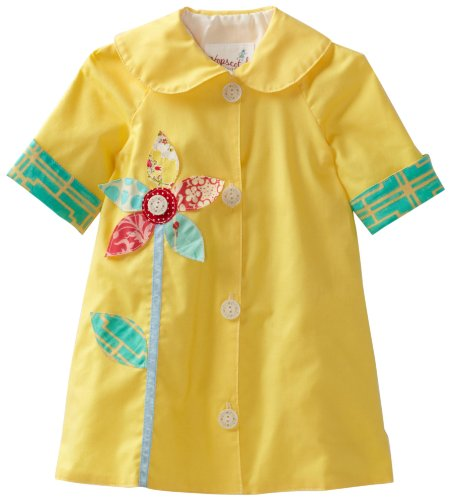 Hopscotch Designs Baby Girls' Daisy Coat
