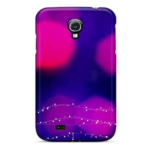 Awesome Shine Dream Flip Case With Fashion Design For Galaxy S4