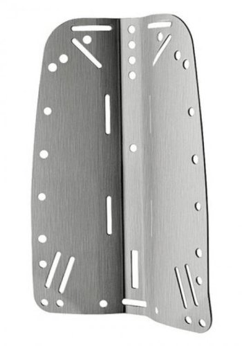 Scubapro X Tek Aluminum Backplate