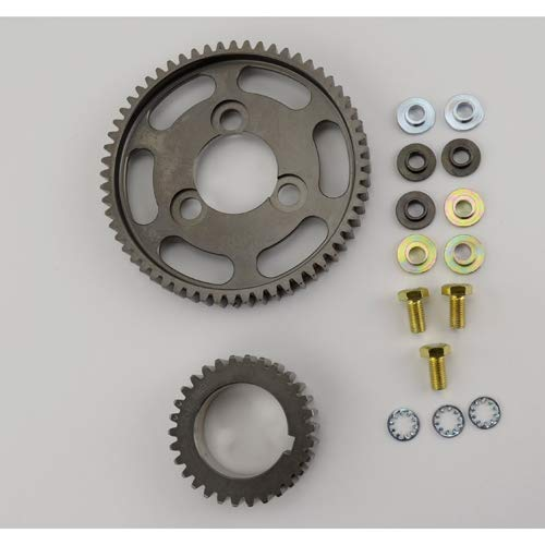 EMPI 21-2515-0 STRAIGHT CUT STEEL VW ADJUSTABLE CAM GEAR SET