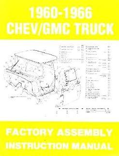 Amazon com: 1955 Chevrolet Task Force Truck Sales Brochure