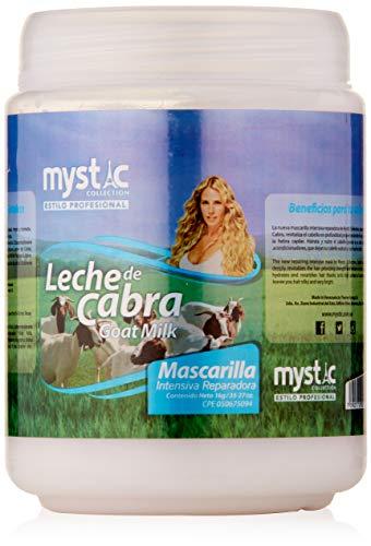 Kleravitex Goat Milk Treatment Mask For Dry Hair Tratamiento Leche De Cabra Cabello Seco 35oz.