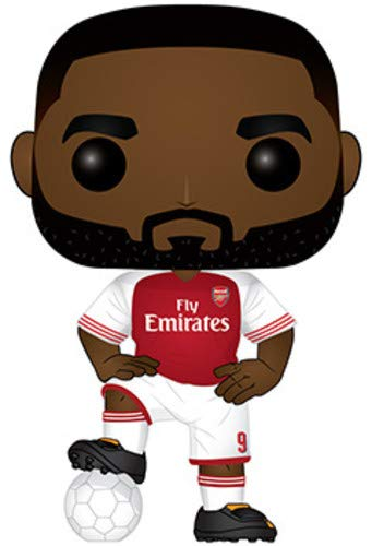 FUNKO POP! Football: Alexandre Lacazette (Arsenal)