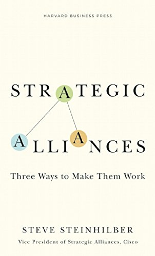 Strategic Alliances: An Entrepreneurial Approach to Globalization