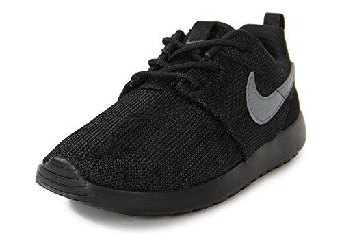 Nike Roshe Run Enfant Noire Noir 32