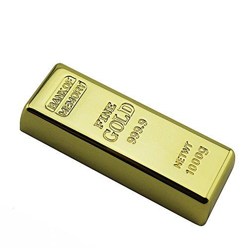 gold bar flash drive - 4