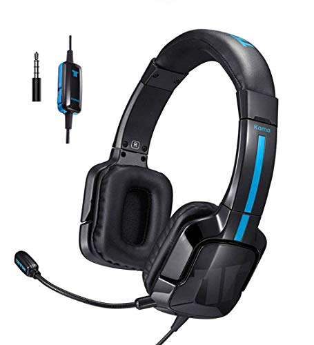 TRITTON Kama Stereo Gaming Headset for PS4, Xbox One, Noise Cancelling Over Ear Headphones with Mic for Nintendo Switch by TRITTON