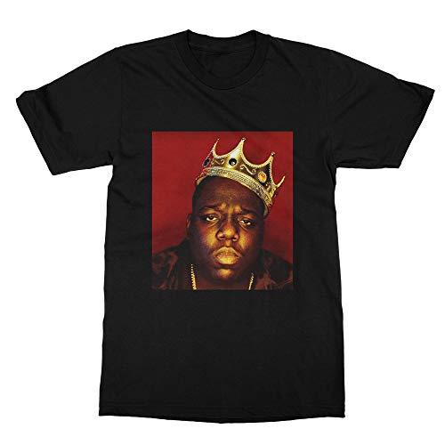 Threadz Notorious Big T-Shirt (Men) Black (Tupac Ring)