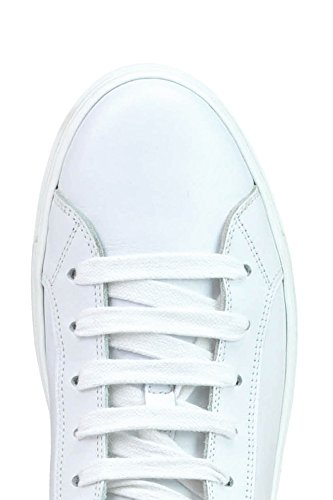 Dsquared2 Damen Mcglcak03084e Weiss Leder Sneakers