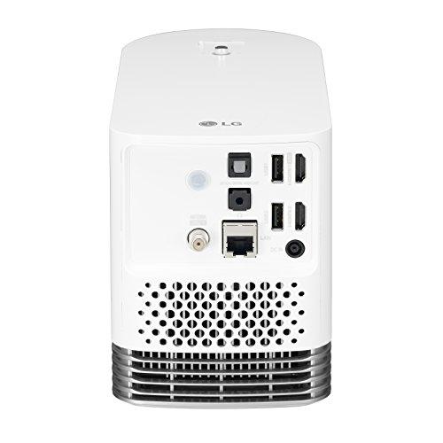 lg electronics hf80ja laser smart home theater projector