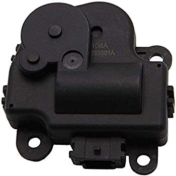 ok108a hvac air door actuator fits chevy impala 2004-2013 - replaces#  1573517, 1574122, 15844096, 22754988, 52409974, 604-108, 15-74122, 604108  heater