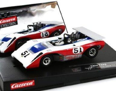 Carrera 20027352 - Modellino di Lola T222 No. 51, '71 '71