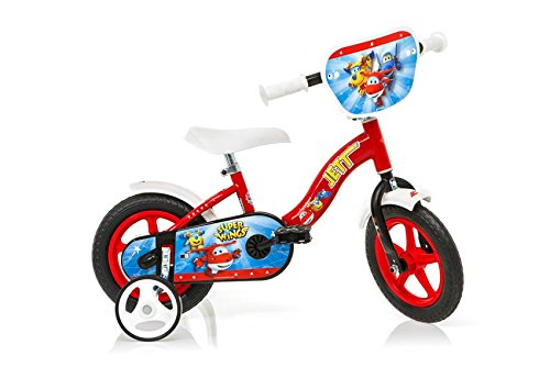 Super Wings 10インチChildren 's Bike – Dino Bikes B01LWA3TNT