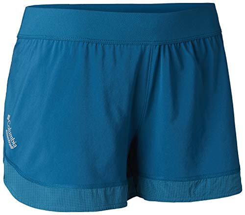 Columbia Women's Titan Ultra Ii Short, Siberia, Medium